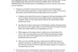 014 Essay Example Ending An Anatomy And Physiology Questions Choose Or The Following Is It Okay To End My With Question 009472561 1 Excellent Ways Expository A Rhetorical