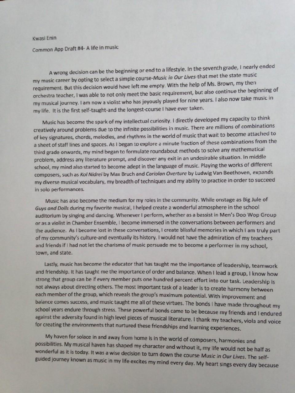 Dissertation sur le respect en classe