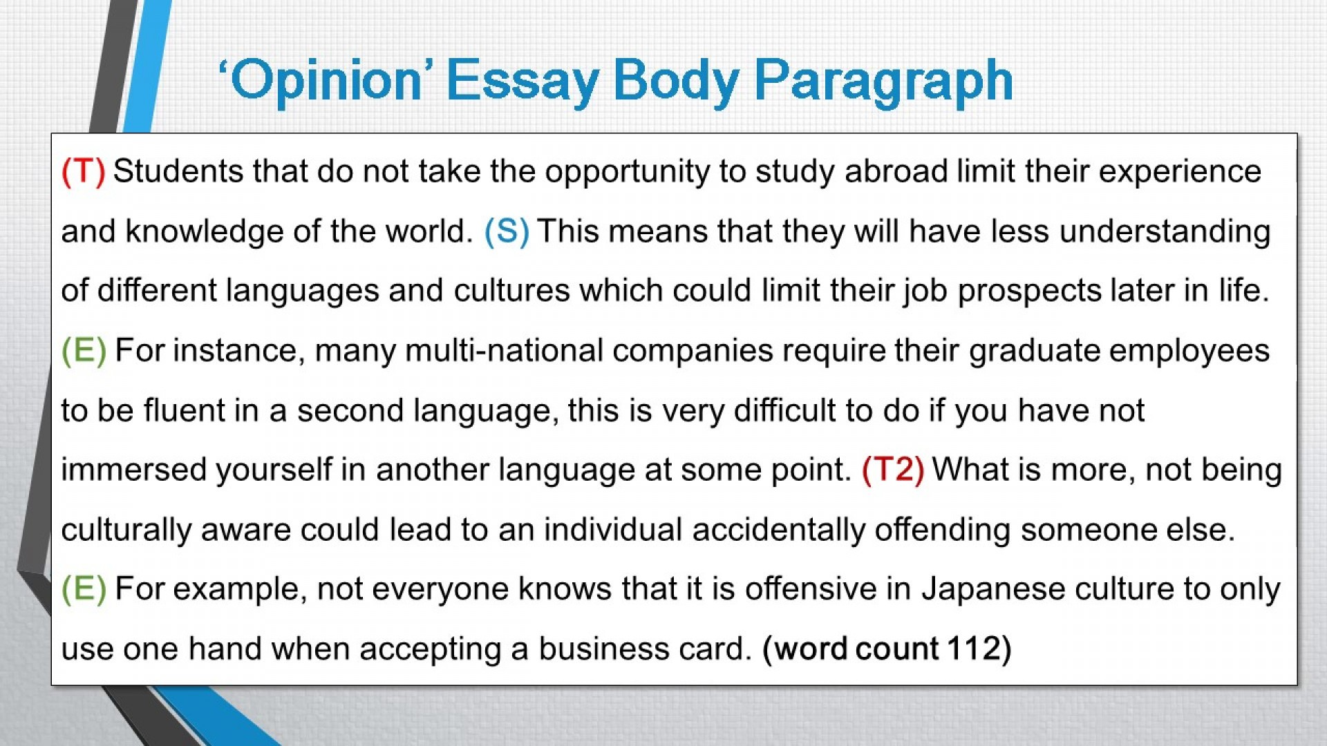 014 Essay Example How Many Paragraphs Are In Formidable A Argumentative Body Should Narrative Have Persuasive 1920