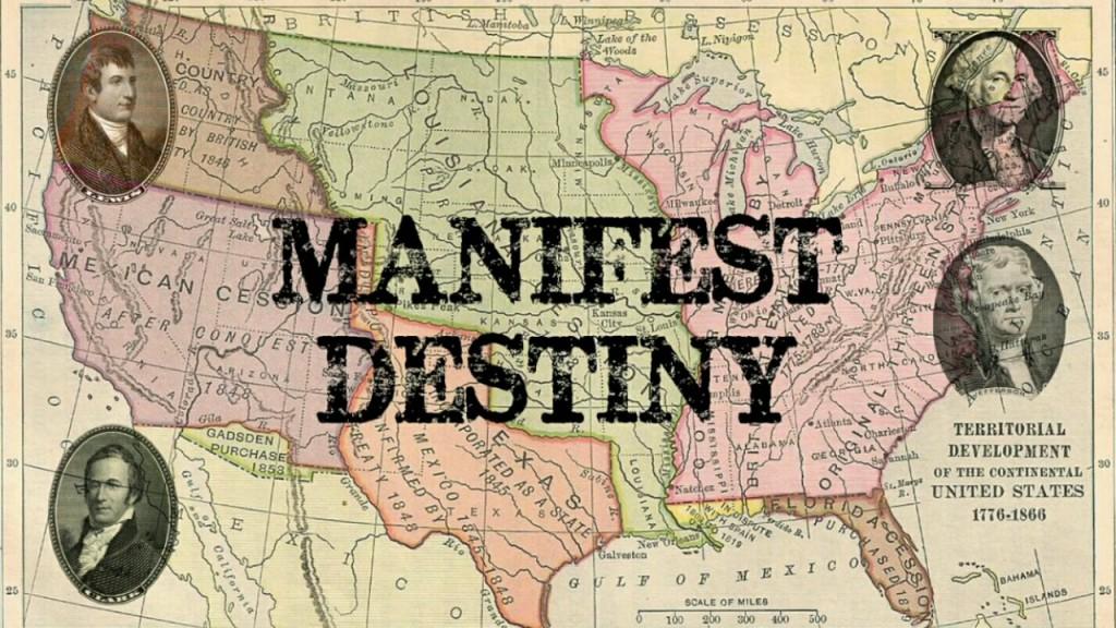 014 Essay Example Maxresdefault Manifest Impressive Destiny Prompt Outline Introduction Large