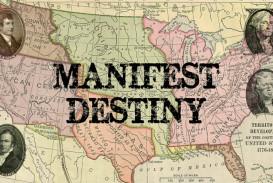 014 Essay Example Maxresdefault Manifest Impressive Destiny Prompt Outline Introduction