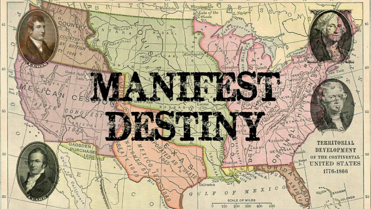 014 Essay Example Maxresdefault Manifest Impressive Destiny Prompt Outline Introduction Full