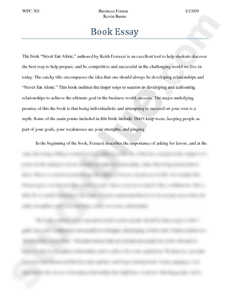 014 Essay Example On Success Sensational A Successful Person Is Someone Who Rich In Life Man's Final Goal Secret Of Full