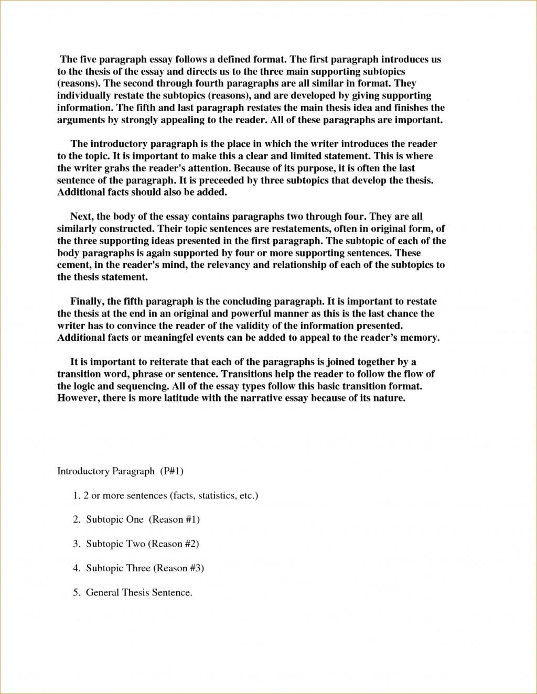 014 Essay Example Paragraph Four Oyle Kalakaari Co In Top 3 Writing Narrative Sample Large