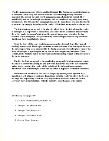 014 Essay Example Paragraph Four Oyle Kalakaari Co In Top 3 Writing Narrative Sample 360