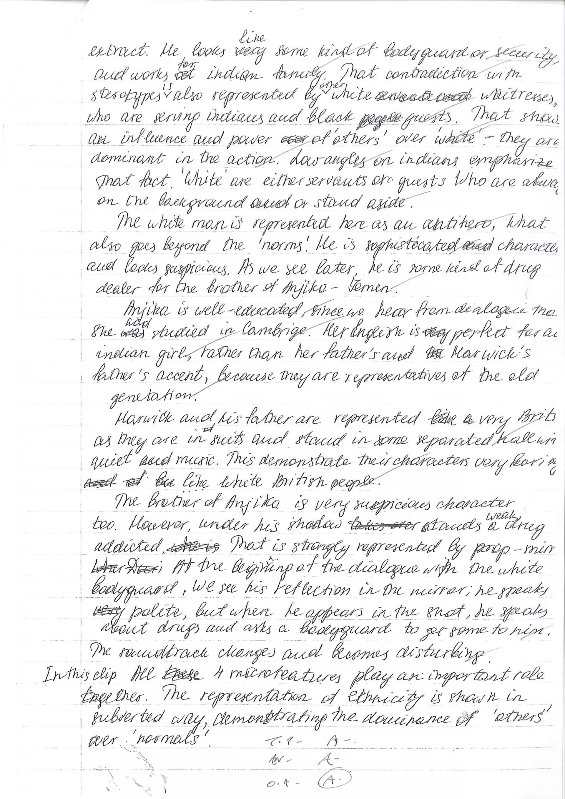 014 Essay Example Satire On Social Unbelievable Media 1920