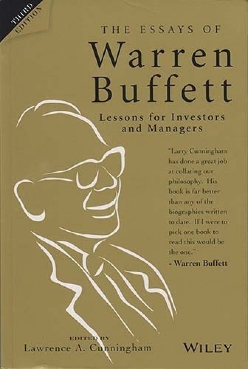 014 Essay Example The Essays Of Warren Buffett Lessons For Investors And Managers Original Striking 4th Edition Free Pdf Large