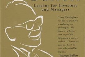 014 Essay Example The Essays Of Warren Buffett Lessons For Investors And Managers Original Striking 4th Edition Free Pdf