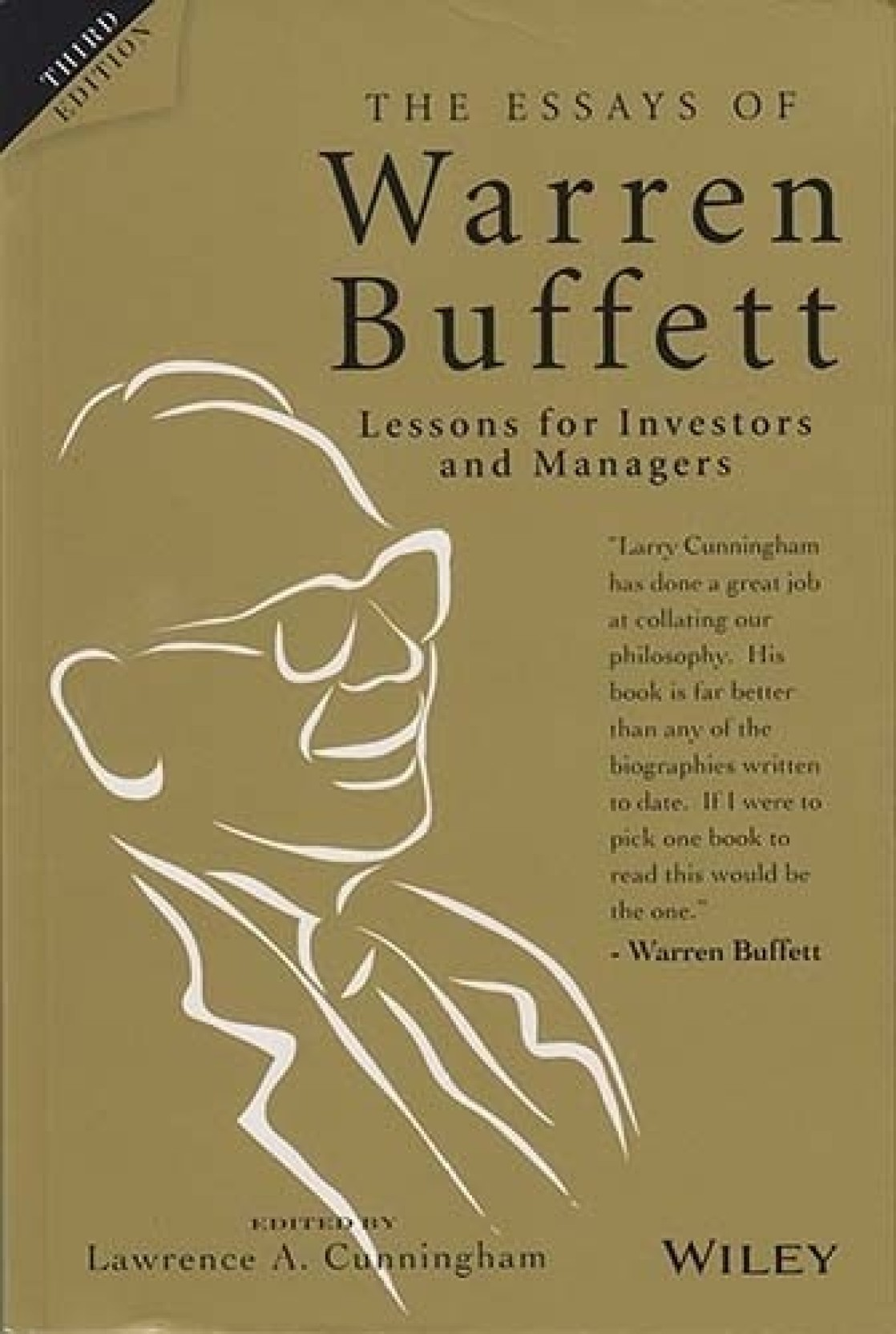 014 Essay Example The Essays Of Warren Buffett Lessons For Investors And Managers Original Striking 4th Edition Free Pdf Full