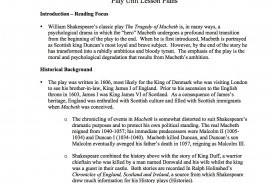 014 Essay On Macbeth Example Marvelous And Lady Macbeth's Relationship Literary As A Tragic Hero Plan