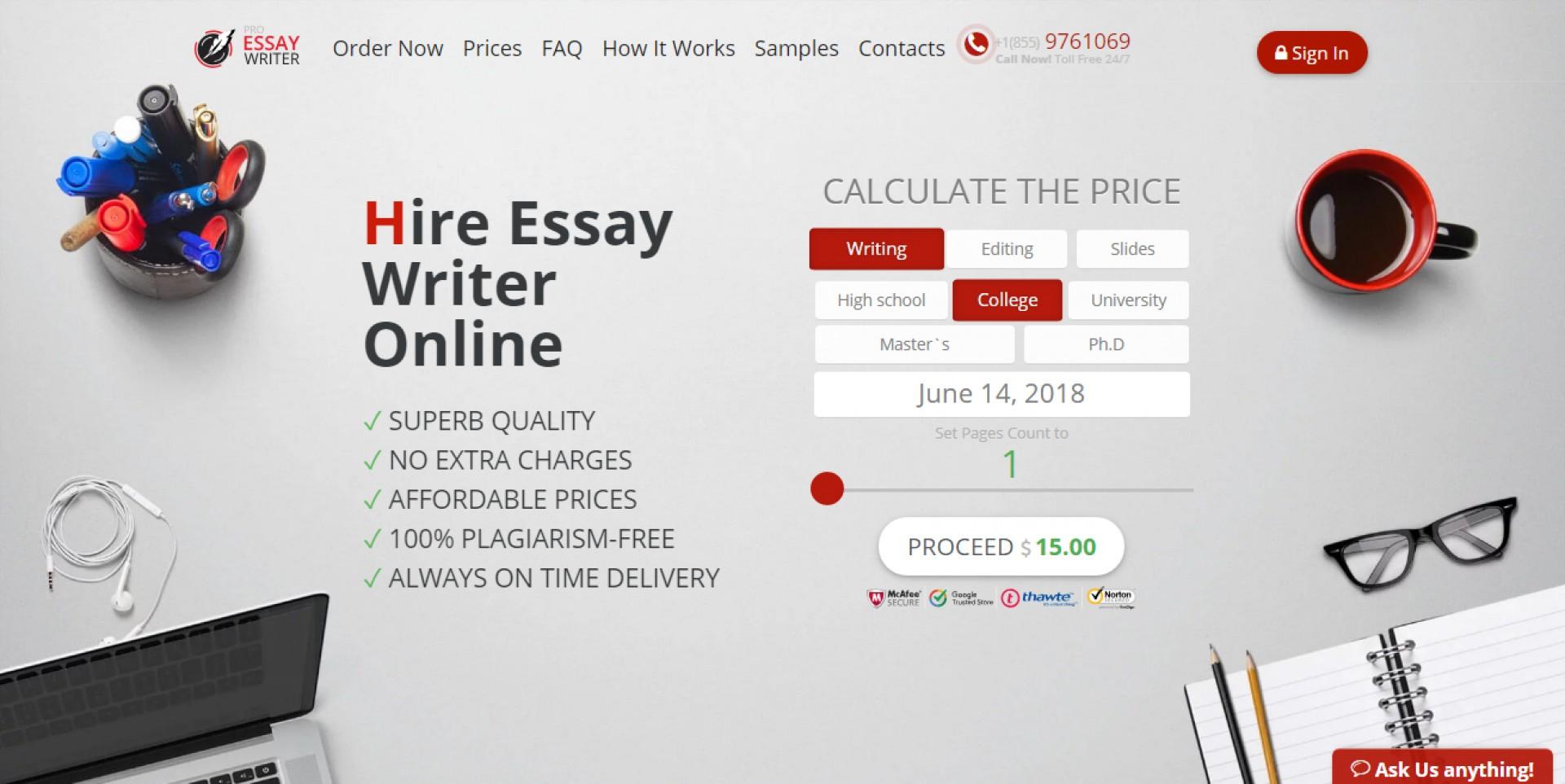 014 Essay Writer Com Example Pro Outstanding My Writer.com Writing Reviews Comparative 1920