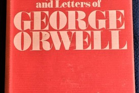 014 George Orwell Essays Essay Frightening Everyman's Library Summary Bookshop Memories