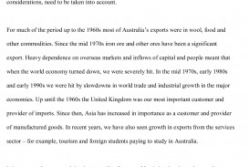 014 Globalization Conclusion Essay Example Economics Free Wonderful 320