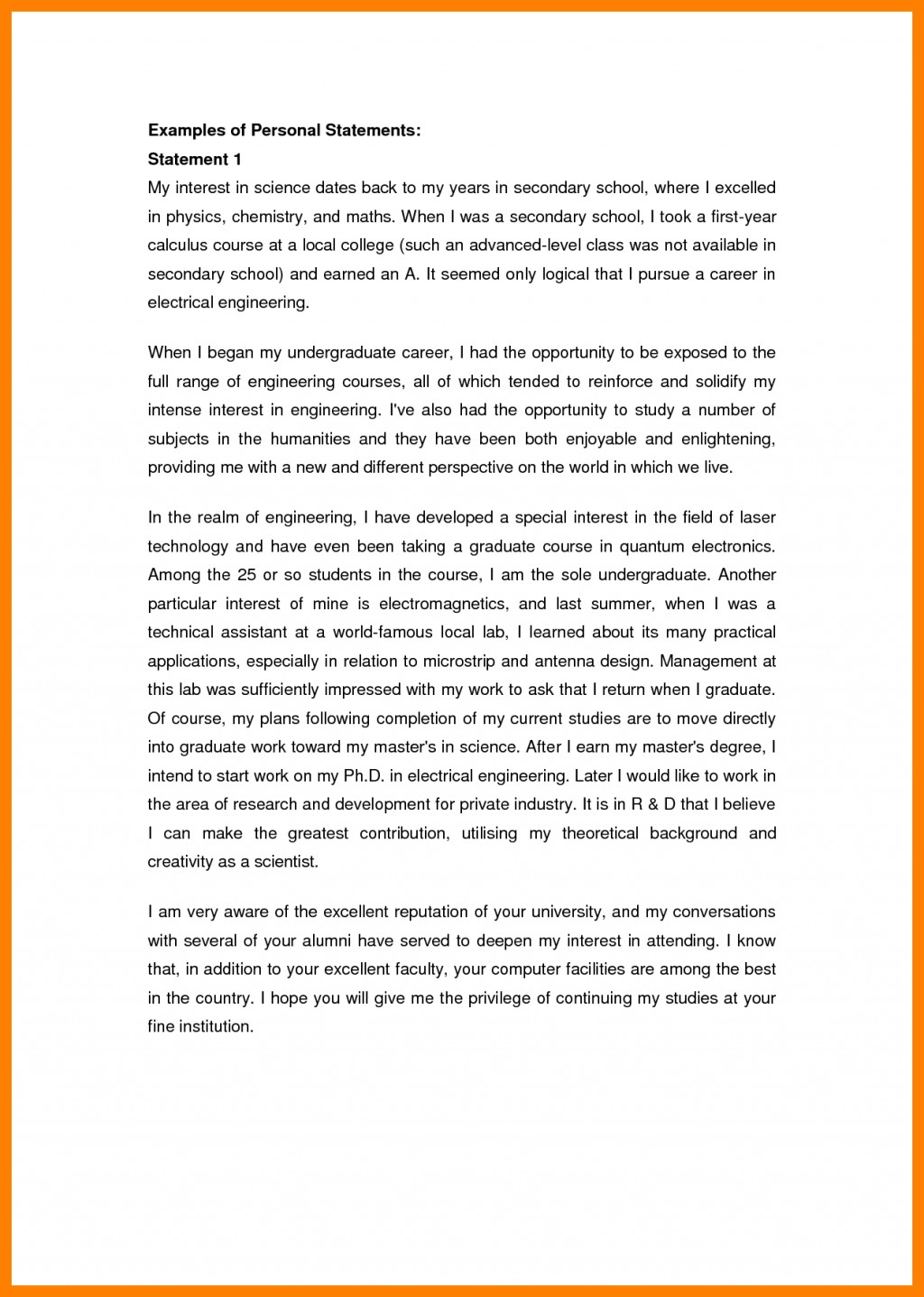 014 High School Essay College Paper Service Amhomeworkvbom Abouting Later Sample Personal Statement Argumentative Persuasive Example Why Should Excellent Start Reasons In The Morning Large