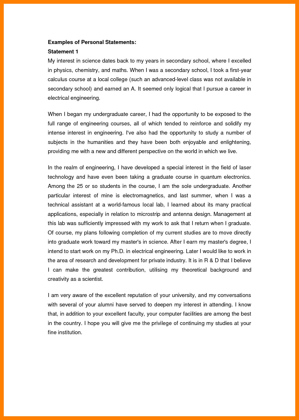 most creative college essays