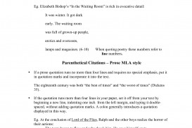 014 How To Cite An Essay In Mla Surprising Within A Textbook Book 8 Text
