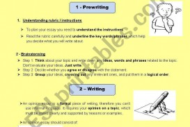 014 How To Write An Opinion Essay 519469 1 Unbelievable 4th Grade On A Book Conclusion