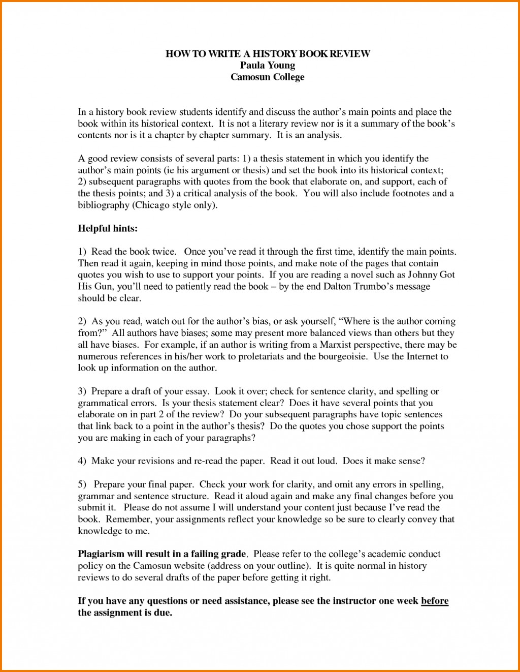 014 How To Write Book Review Essay Example Unusual A Pdf Paper Thesis Large