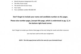 014 How To Write Numbers In An Essay Example 009545950 1 Frightening Do You Correct Way