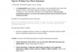 014 How To Write Thesis Statement For An Essay Statements Worksheets 488564 Frightening A Do You Informative Step By Argumentative