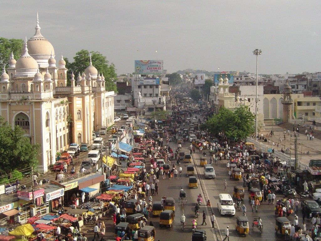 014 Hyderabad From Char Minar Essay Example About Impressive City In Hindi English Large
