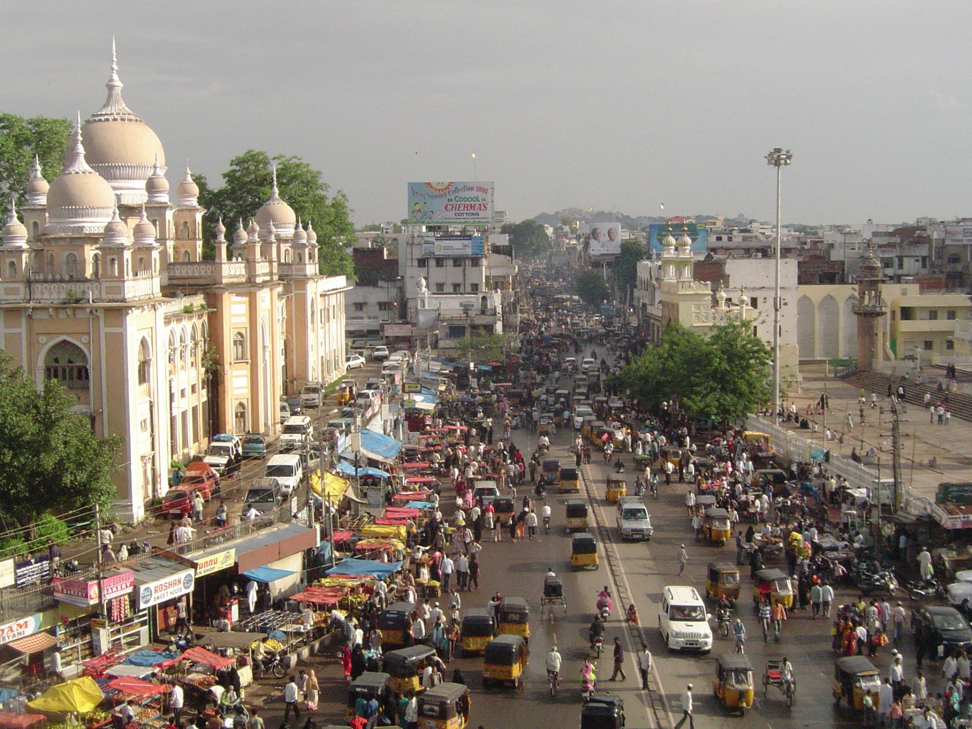 014 Hyderabad From Char Minar Essay Example About Impressive City In Hindi English 1920