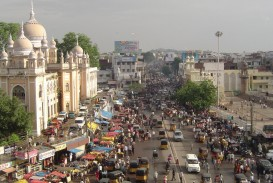 014 Hyderabad From Char Minar Essay Example About Impressive City In Hindi English