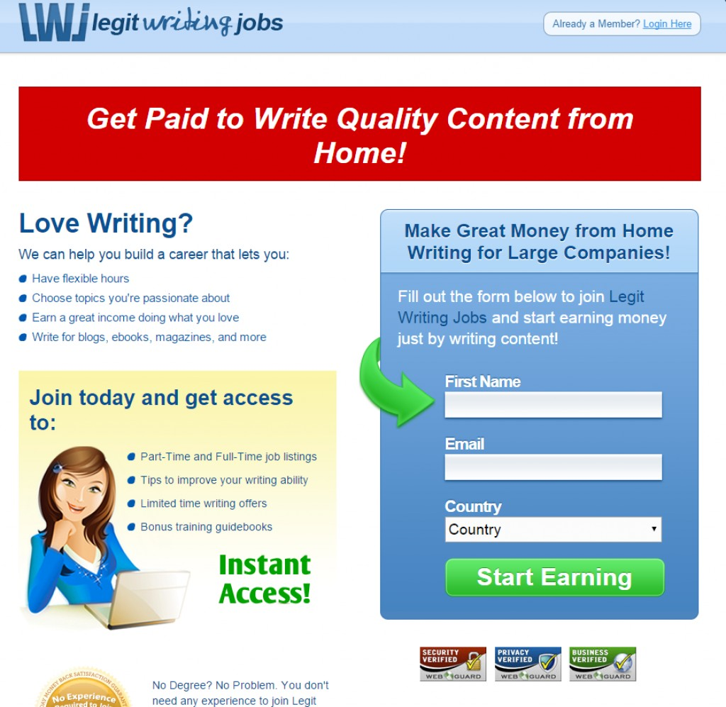 014 Legit Writing Jobs Get Paid To Write Essays Essay Rare How Pay Can You Large