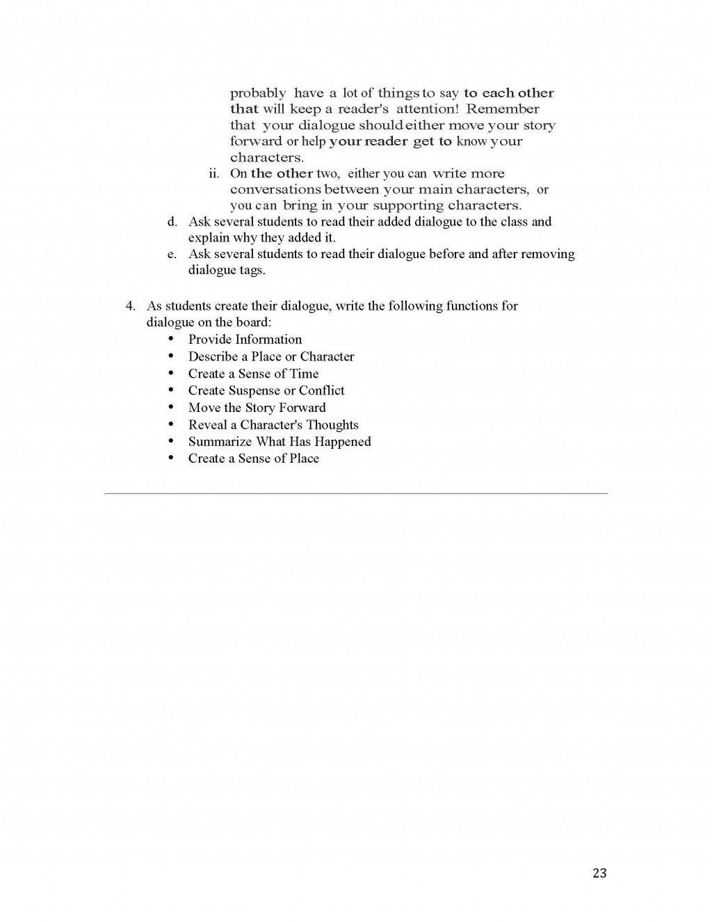 014 Literacy Narrative Essay Example Unit 1 Instructor Copy Page 23 Phenomenal Personal Examples Sample Digital Large