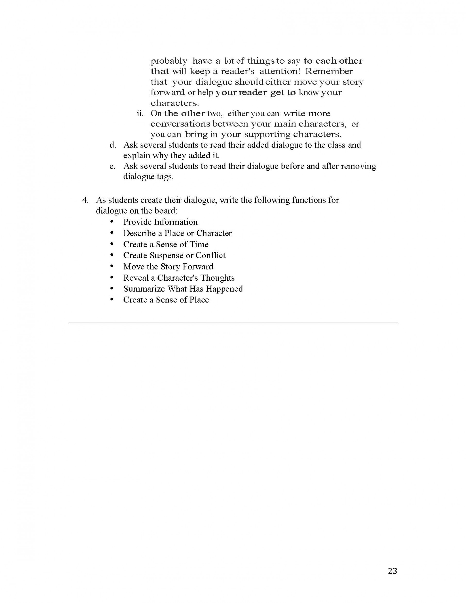 014 Literacy Narrative Essay Example Unit 1 Instructor Copy Page 23 Phenomenal Personal Examples Sample Digital 1920