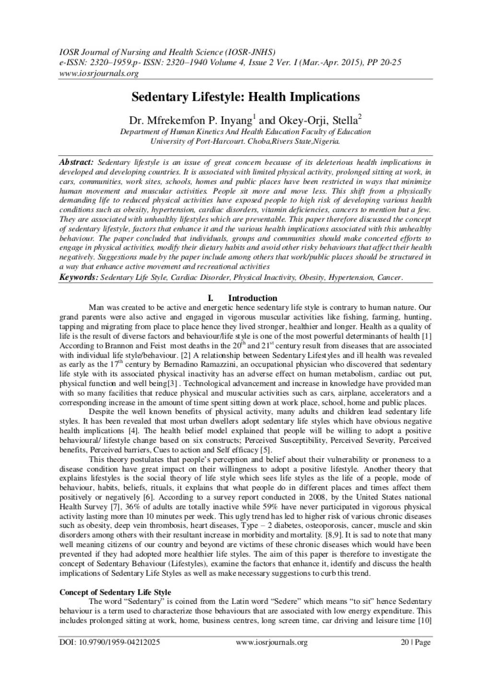 014 Lva1 App6892 Thumbnail Essay Example Lifestyle And Cardiac Beautiful Health Large