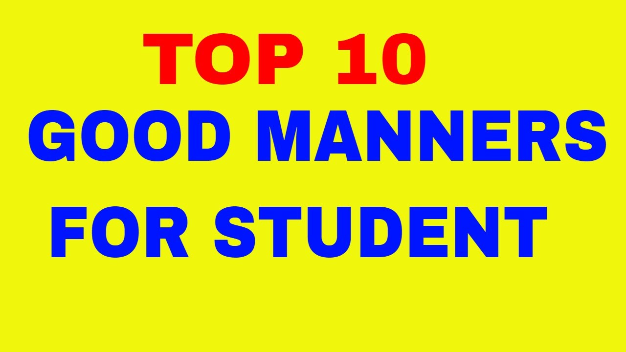014 Maxresdefault Essay Example About Good Staggering A Student Responsibilities Of In Urdu Write An What Are The Quality Characteristics Full