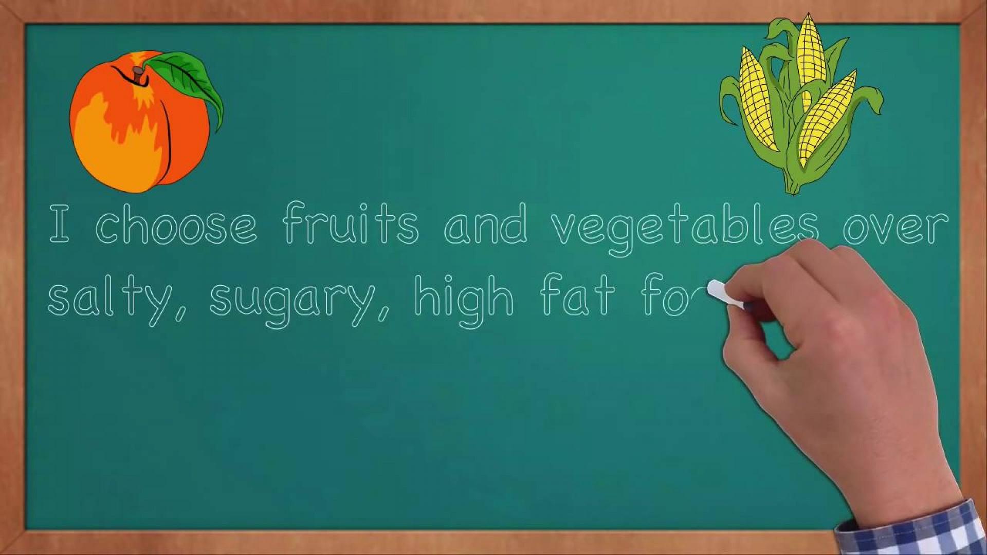 014 Maxresdefault Essay Example Healthy Impressive Eating Topics Spm Habits Pdf 1920