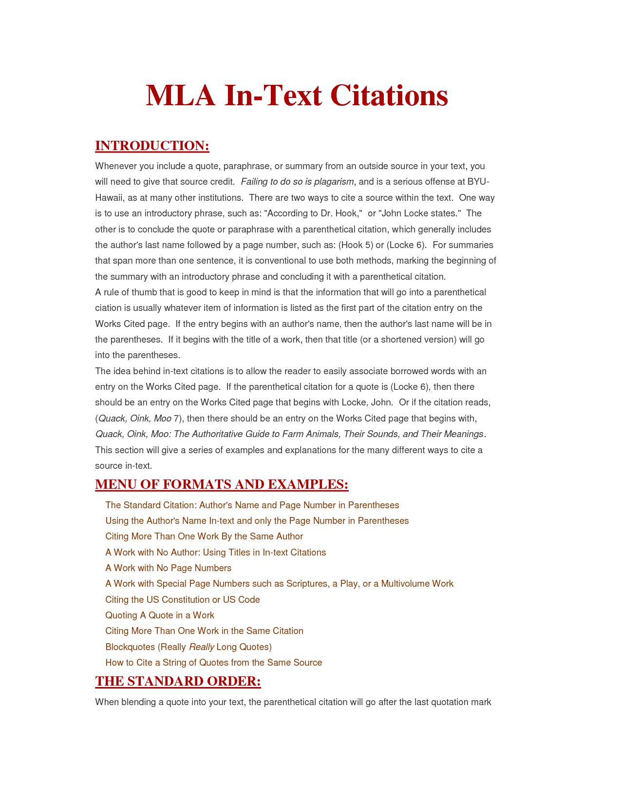 014 Mla Essay Citation Format Mersn Proforum Cos In Essays Apa Staggering Examples Citing Full