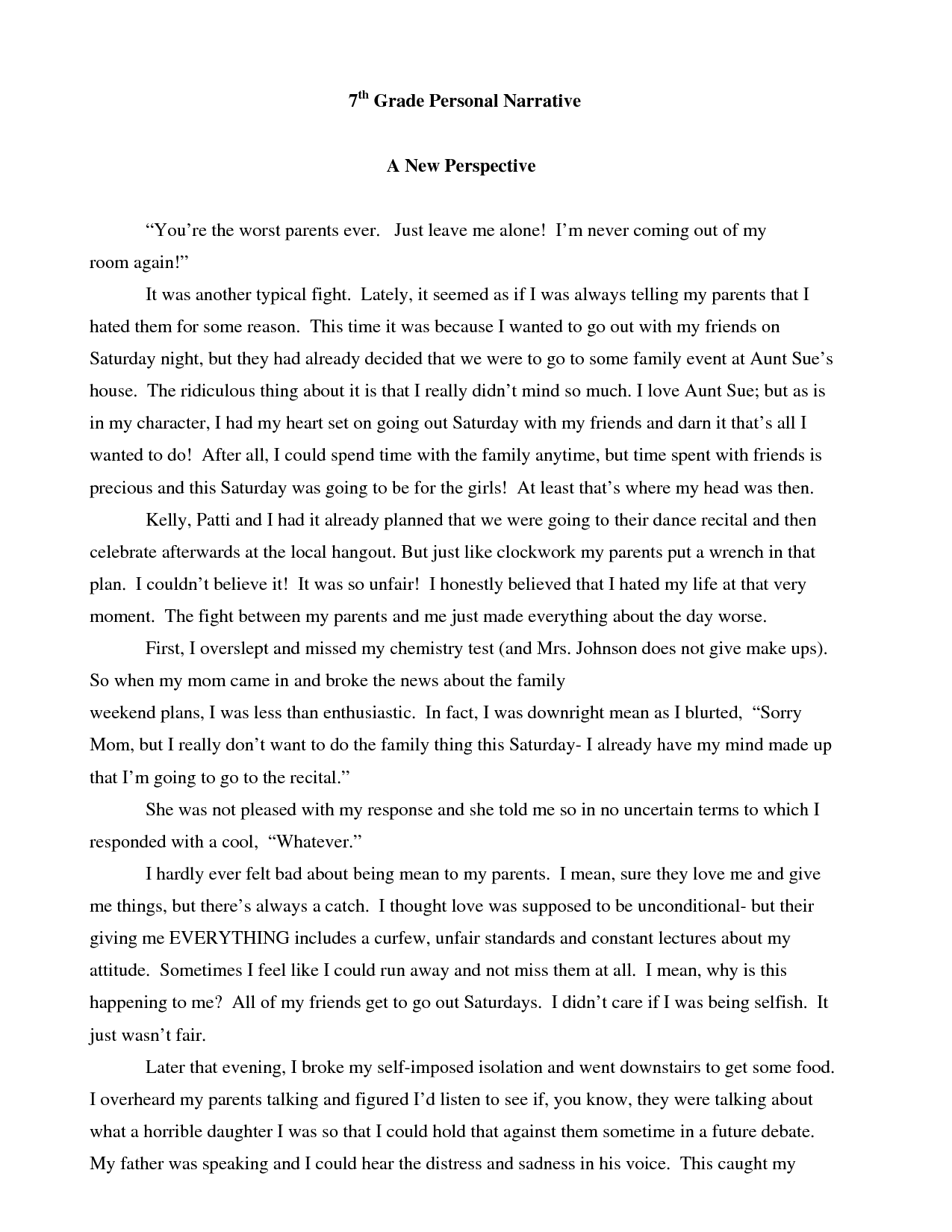 014 Narrative Essay Sample Of Personal Experience Essays L Dreaded Spm 2011 About Love Interesting Samples Full