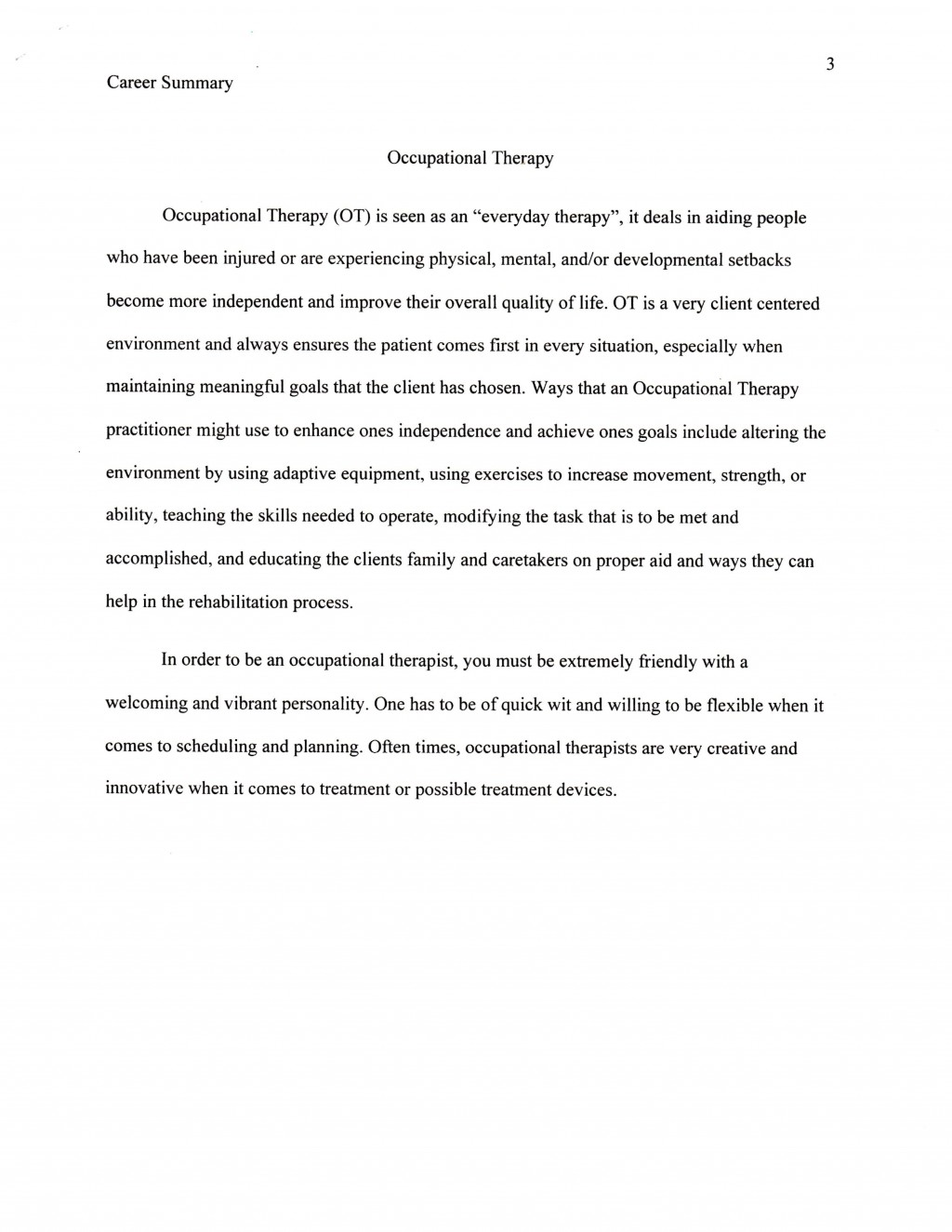 014 Physical Therapy Essay Example Magnificent Conclusion Question Examples Large