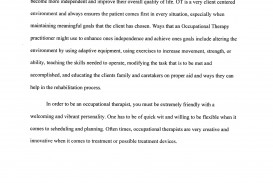 014 Physical Therapy Essay Example Magnificent Conclusion Question Examples