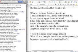 014 Pope Essay On Criticism With Line Numbers Example Outstanding