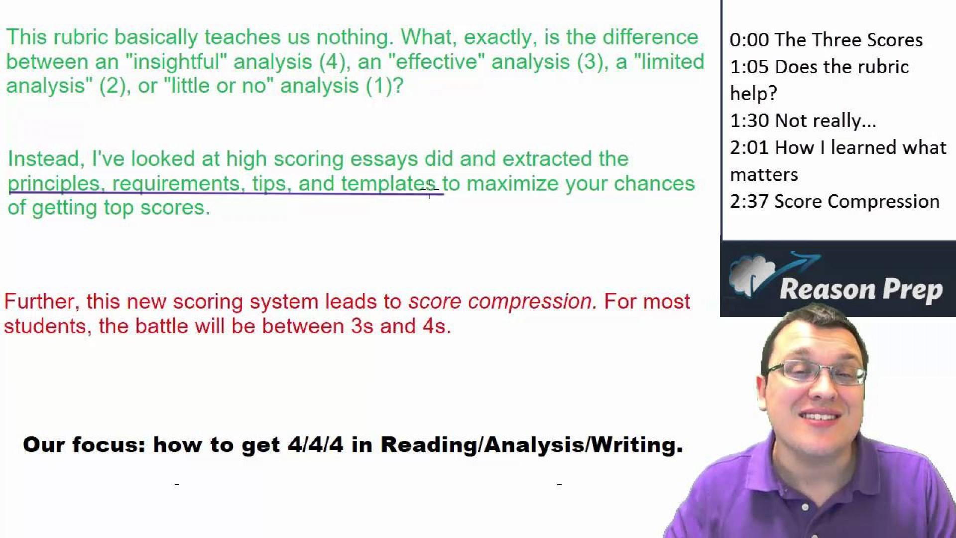 014 Sat Essay Scoring Maxresdefault Amazing Score Percentiles 2017 Examples 6 2018 1920