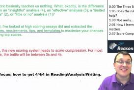 014 Sat Essay Scoring Maxresdefault Amazing Score Percentiles 2017 Examples 6 2018