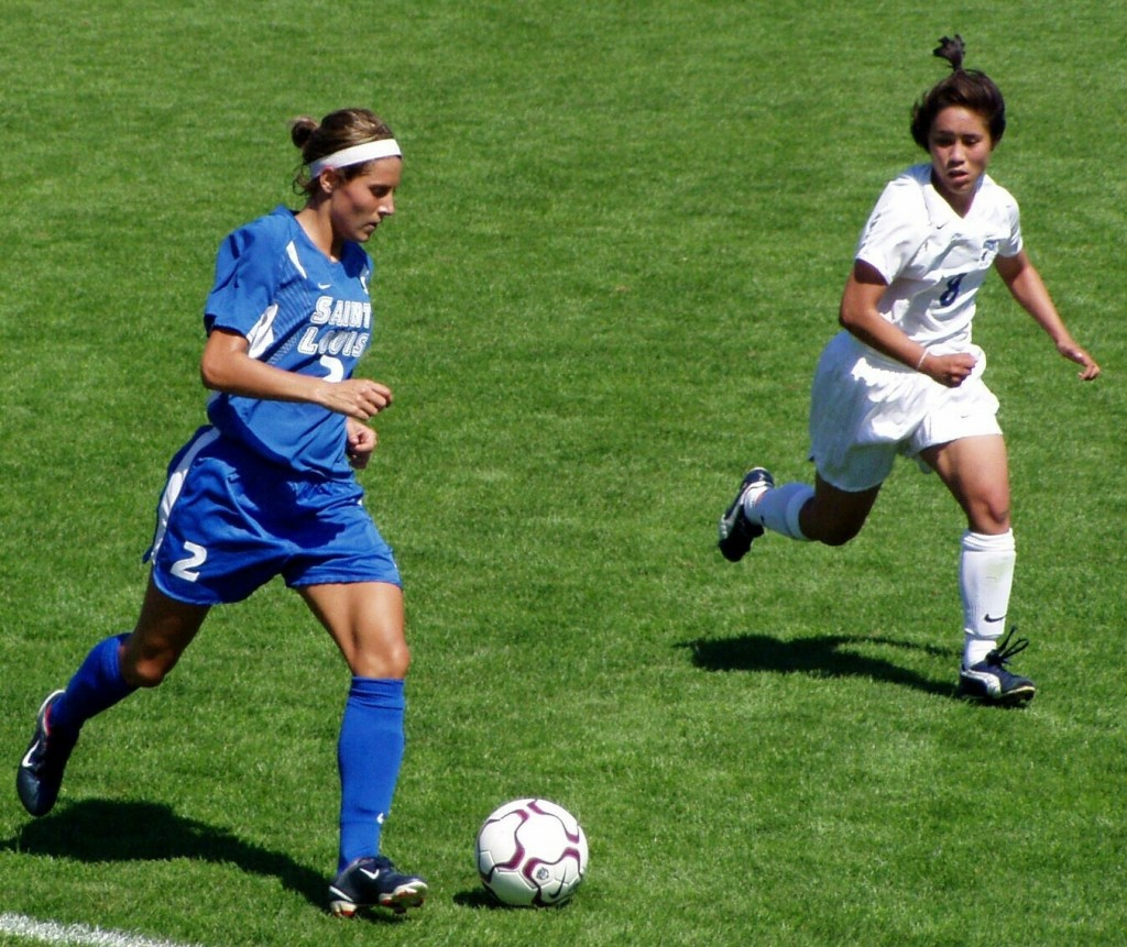 014 Slu Soccer Women Essay Example Vs Football Compare And Excellent Contrast Large