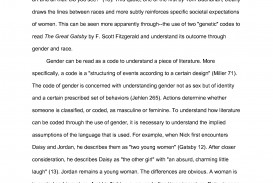 014 The Great Gatsby Essay Topics Exceptional Literary Question Chapter 1