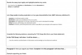 014 Tok Essay Planning Doc Example Ethical Argument Amazing Samples Examples