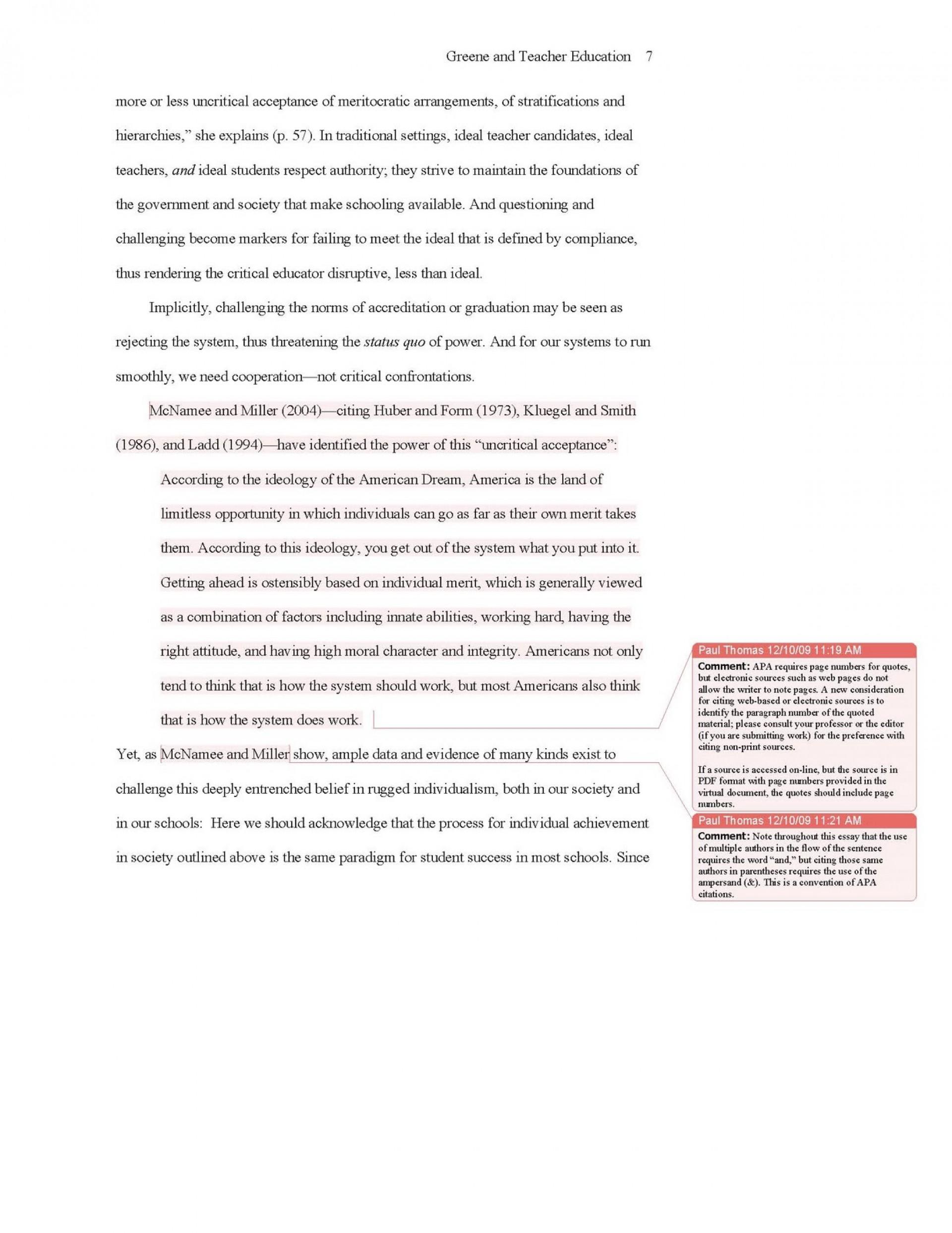 Who am i essay outline