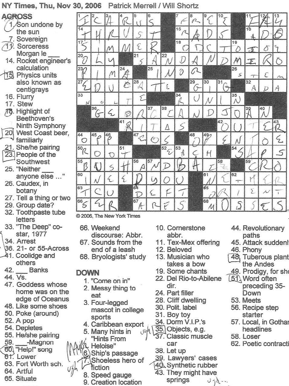 015 310278316 Ca570889e5 O Essay Example Name In Essays Crossword Excellent Clue Full
