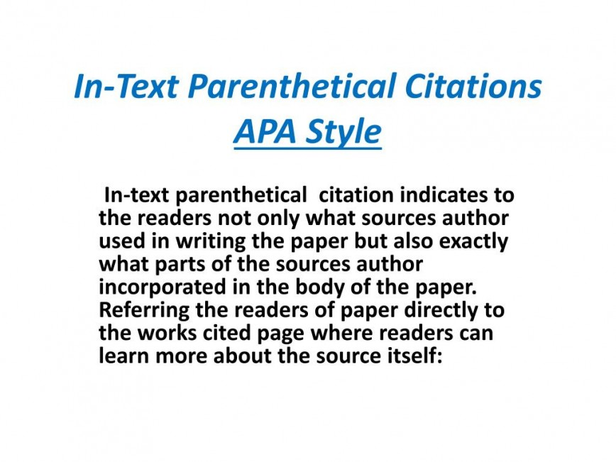 015 Apa Citation In Essay Example Text Parenthetical Citations Style Stupendous Generator Paper Body Uk Essays