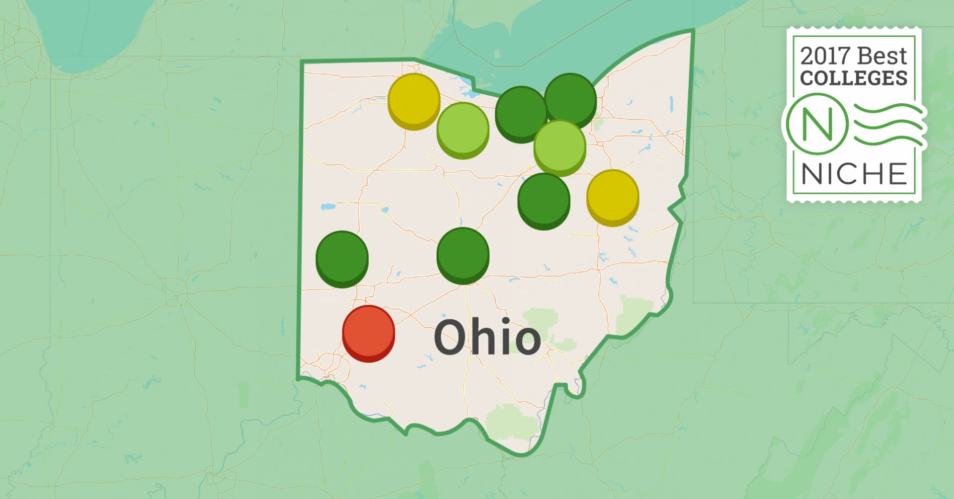 015 Colleges Best In Ohio 1910px Essay Example Niche No Marvelous Scholarship Reddit Winners 1920