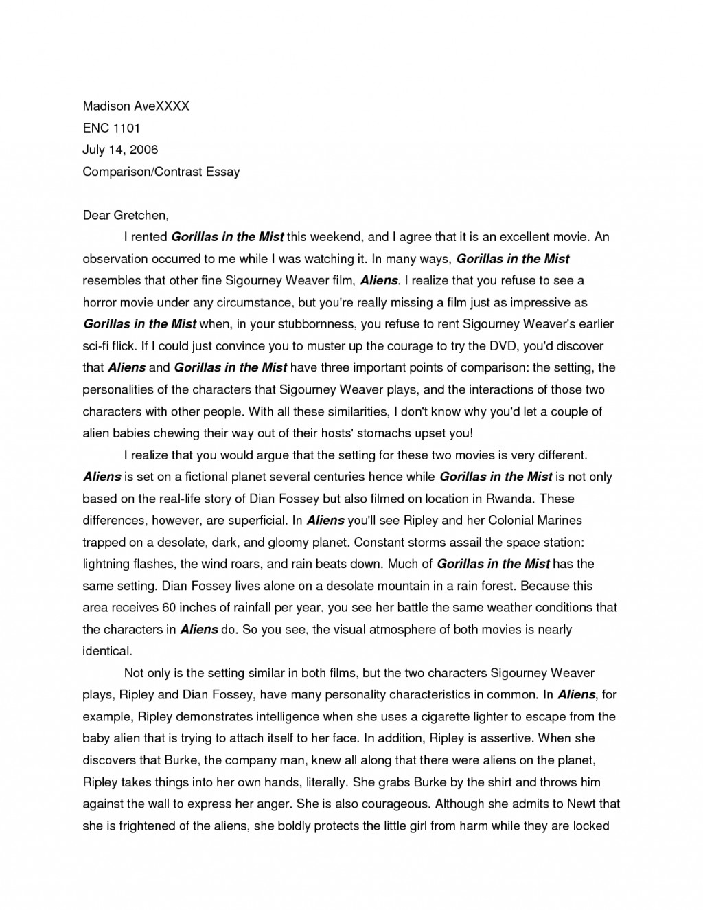 015 Compare And Contrast Essays Essay Example Writing Comparison Research Paper Online Comparative L Awful Free Examples For College Topics Middle School Large