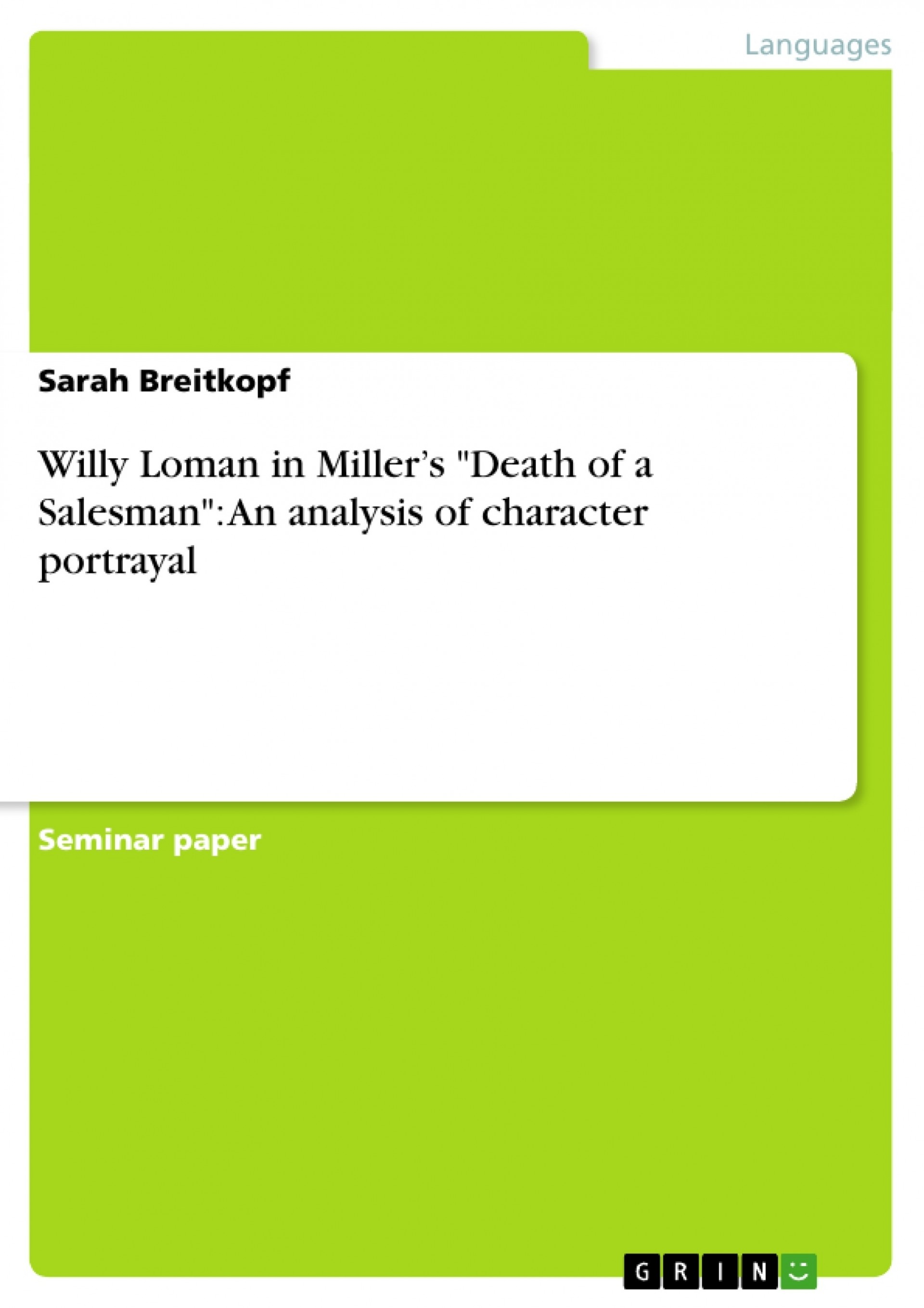 015 Death Of Salesman Essay Example 116436 0 Phenomenal A Topics Outline Introduction 1920