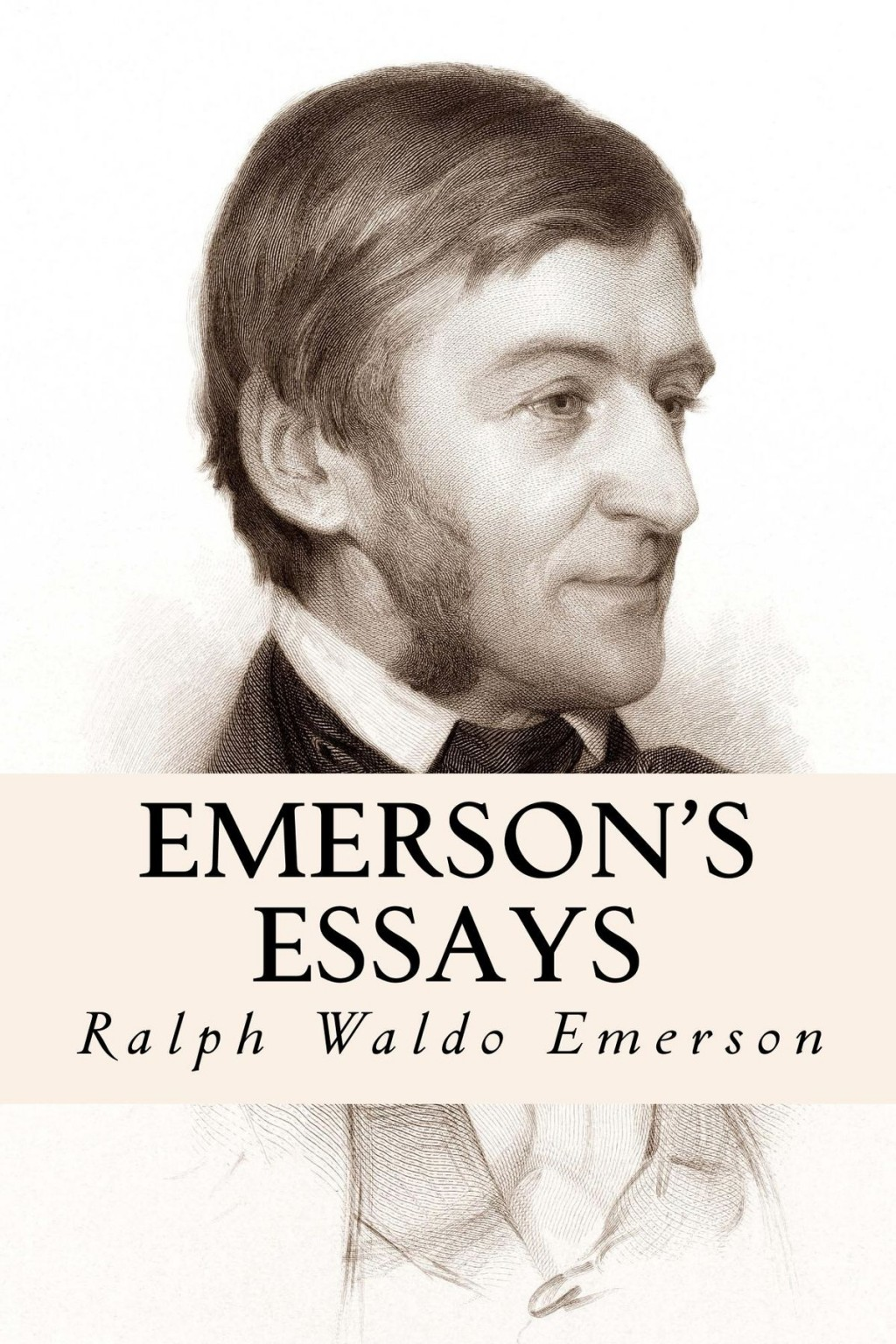015 Emerson Essays S Essay Dreaded Self Reliance And Other Second Series Nature Large